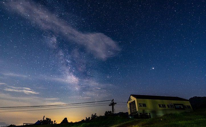 八方星空観察