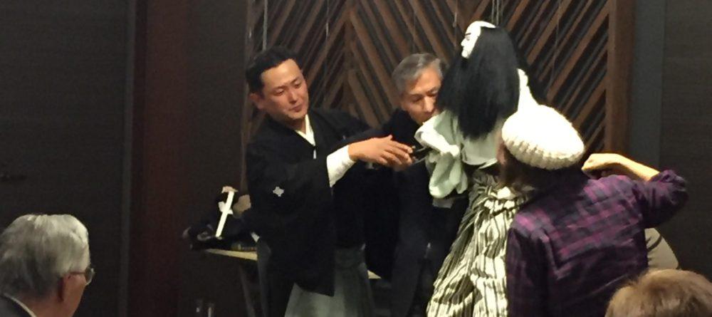 HAKUBA MOUNTAIN HARBOR×「文楽座」人形浄瑠璃公演