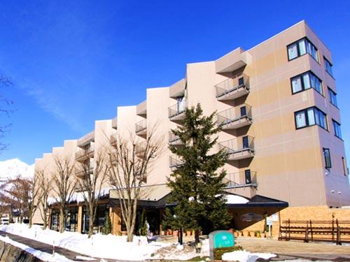 ホテル白馬